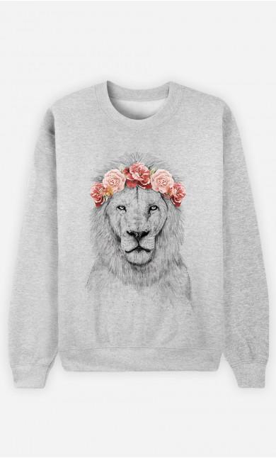 Sweat Femme Festival Lion Spring