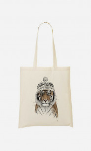 Tote Bag Siberian Tiger