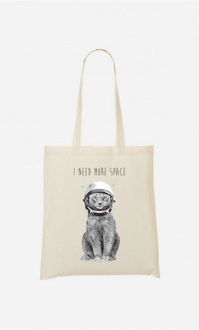 Tote Bag I Need More Space