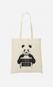 Tote Bag I Need Color