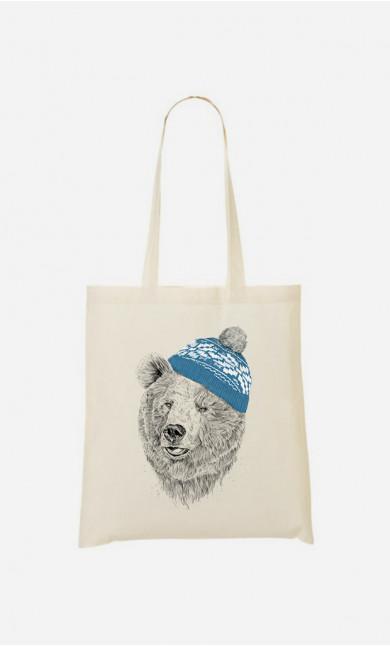 Tote Bag Hello Winter