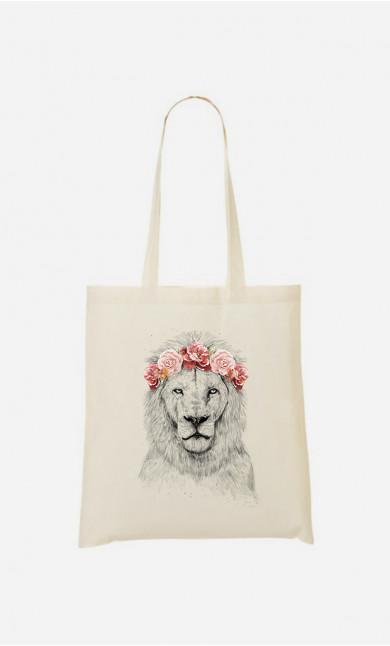Tote Bag Festival Lion Spring
