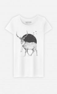 T-Shirt Femme Winter is All Around