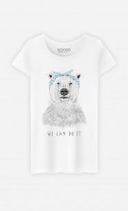 T-Shirt Femme We Can Do It