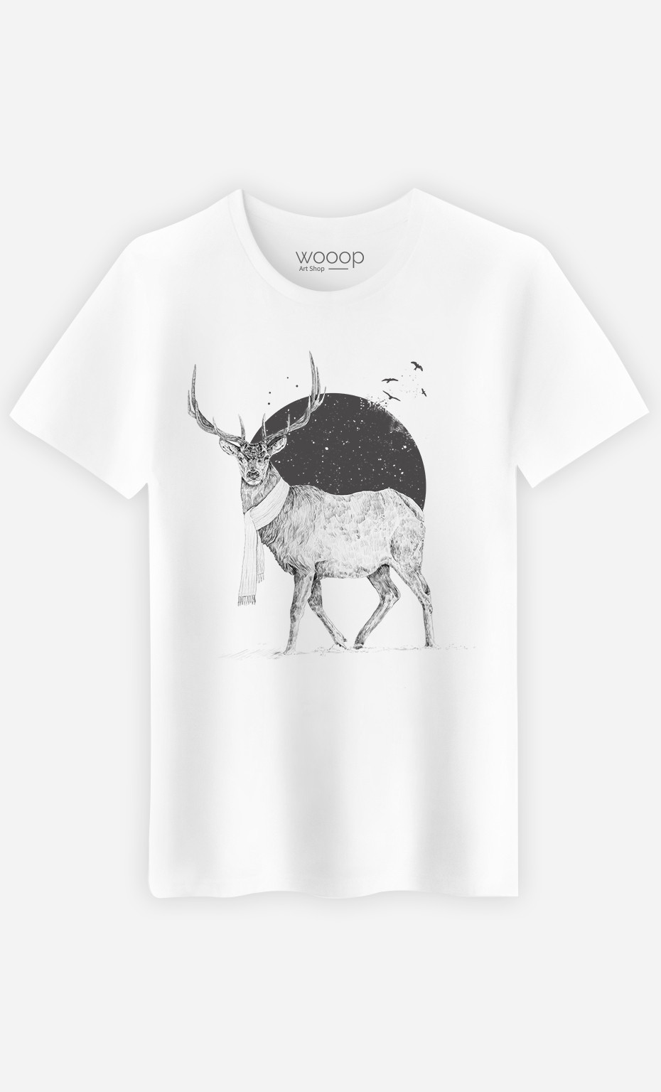 T-Shirt Homme Winter is All Around