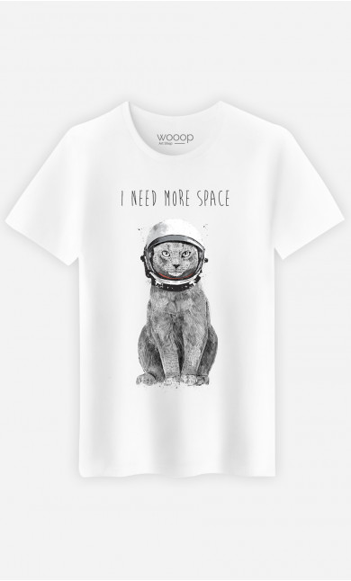 T-Shirt Homme I Need More Space