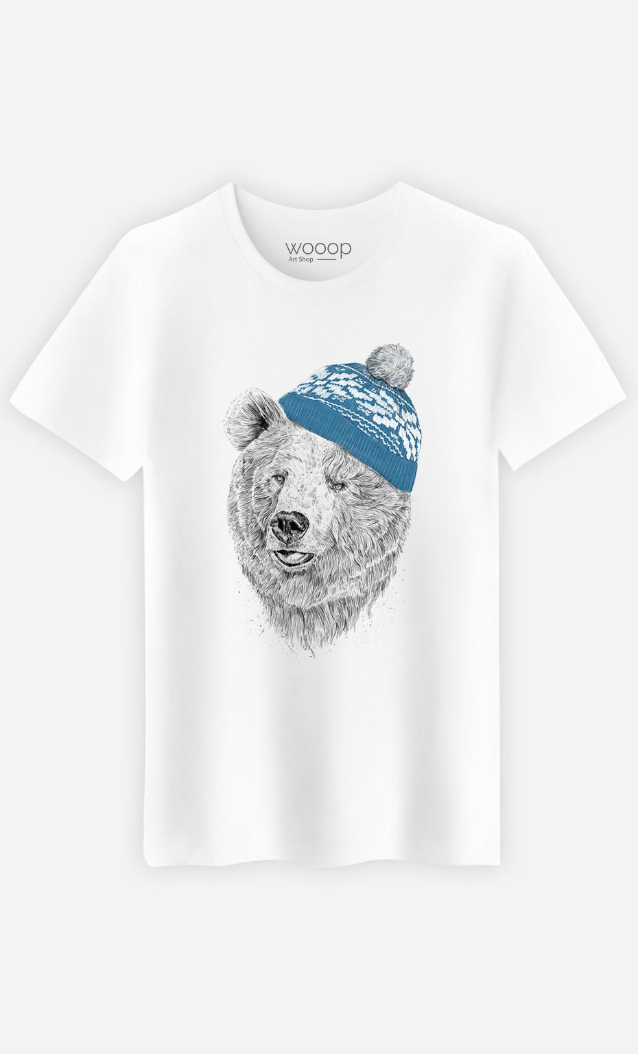 T-Shirt Homme Hello Winter