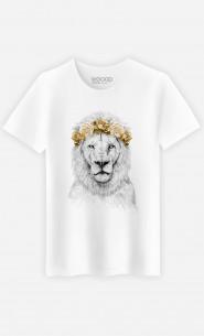T-Shirt Homme Festival Lion Autumn