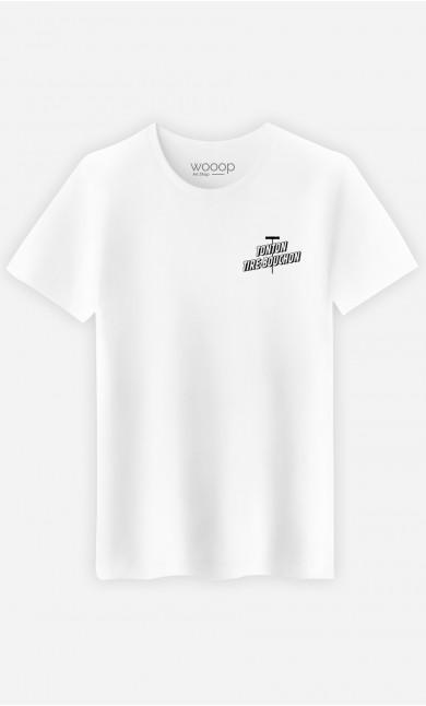 T-Shirt Homme Tonton Tire-Bouchon