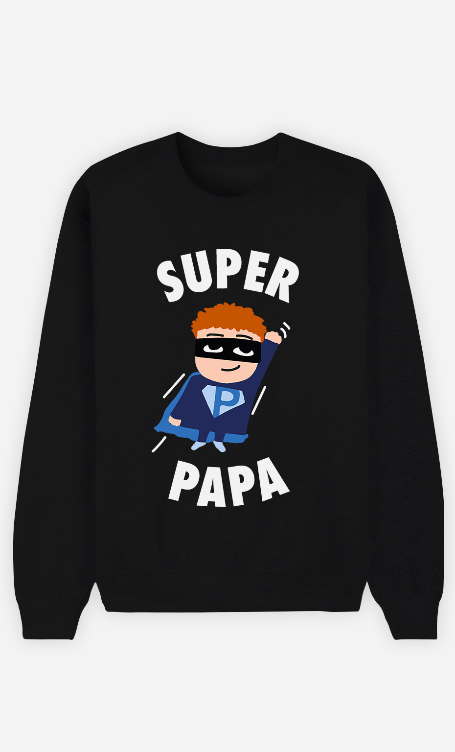 Sweat Homme Super Papa