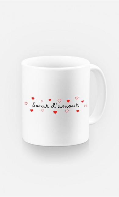 Mug Sœur d'Amour