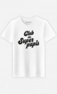 T-Shirt Homme Club des Super Papis