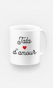 Mug Tata D'amour Petit Cœur
