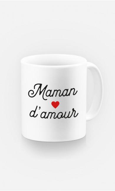 Mug Maman D'amour Petit Cœur