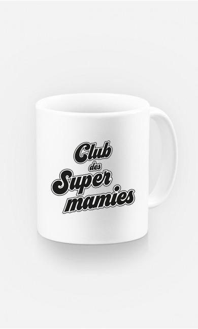 Mug Club des Super Mamies