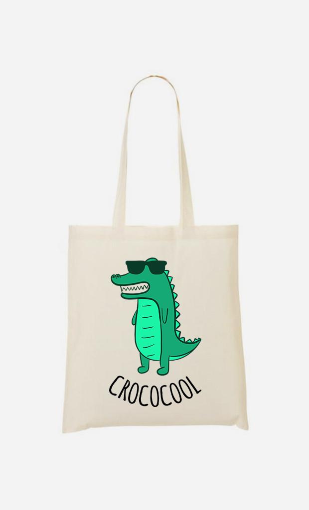 Tote Bag Crococool