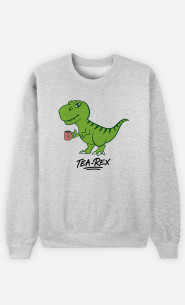 Sweat Homme Tea Rex