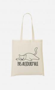 Tote Bag Pas Aujourd'hui