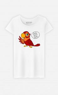T-Shirt Femme Bla Bla Bla