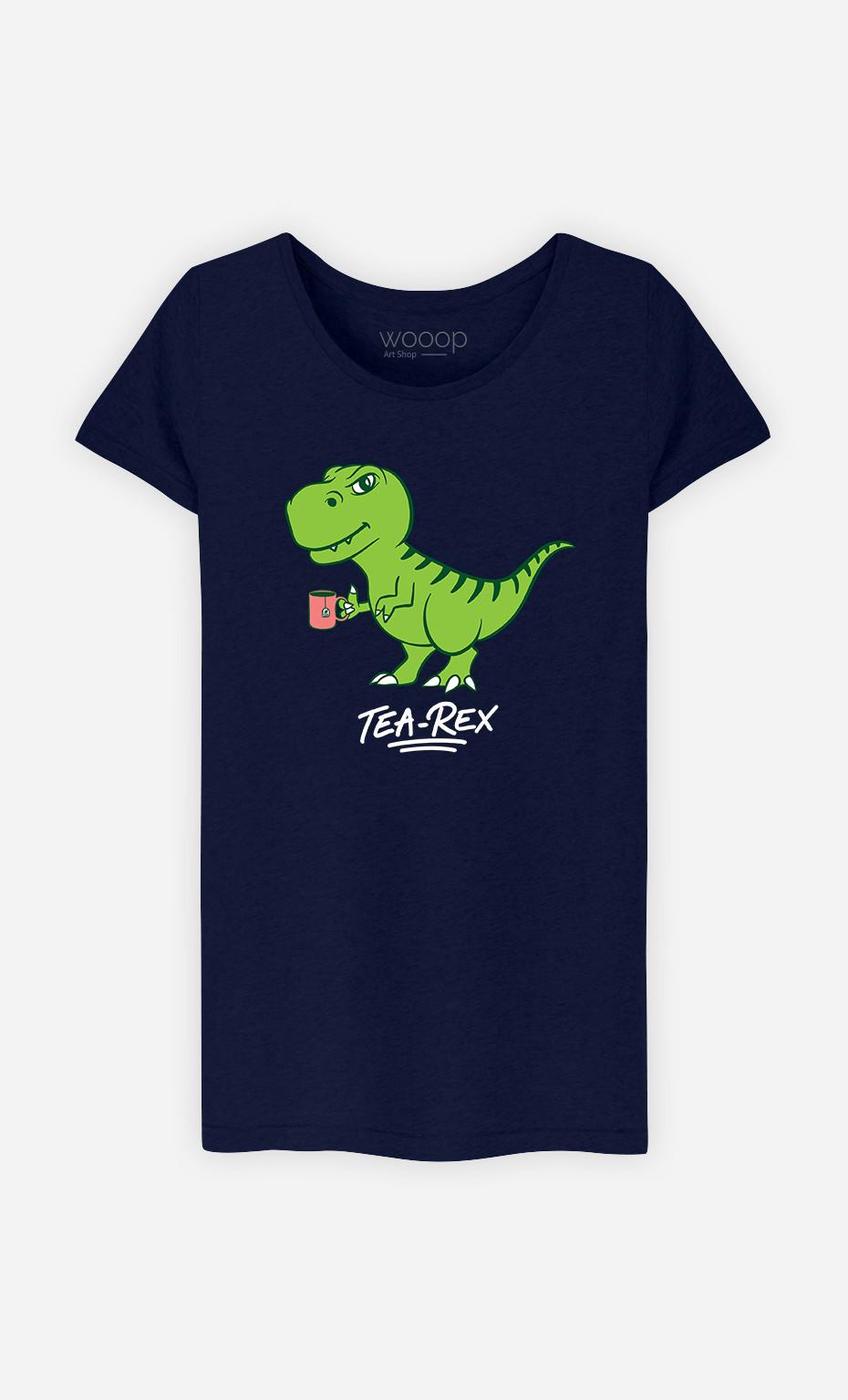 T-Shirt Femme Tea Rex