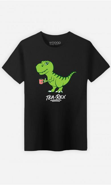 T-Shirt Homme Tea Rex