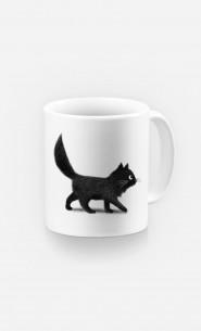 Mug Creeping Cat
