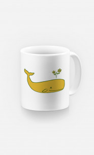 Mug Peace Whale