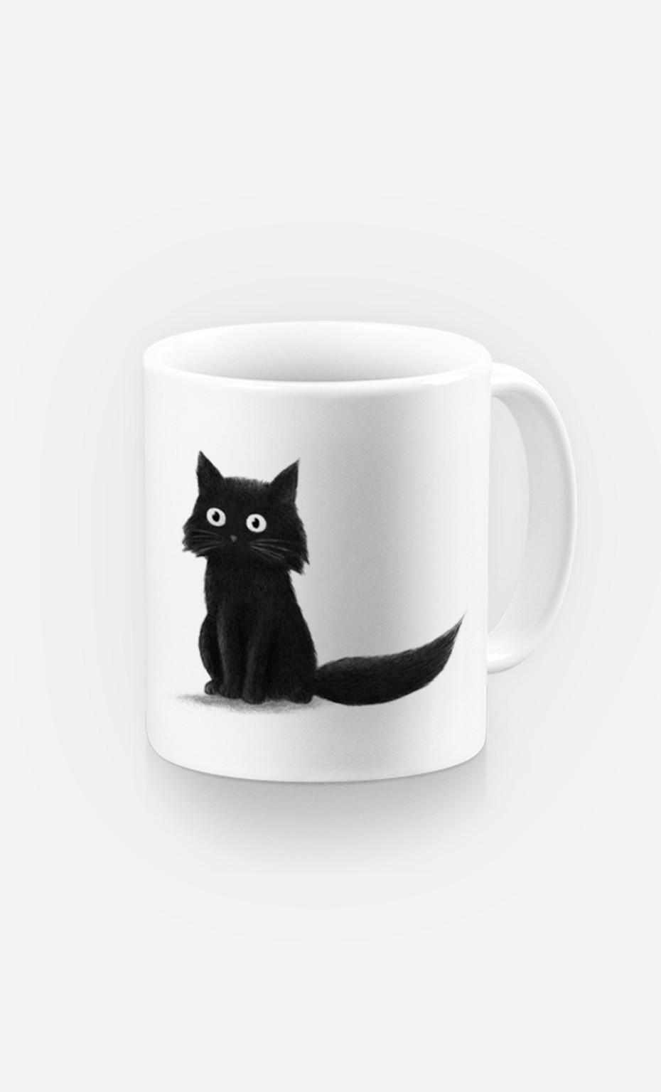 Mug Sitting Cat