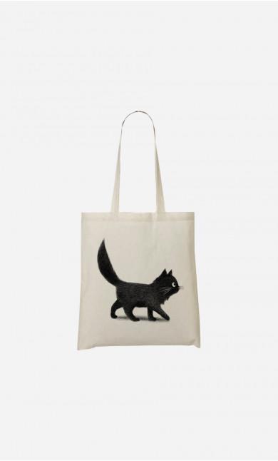 Tote Bag Creeping Cat