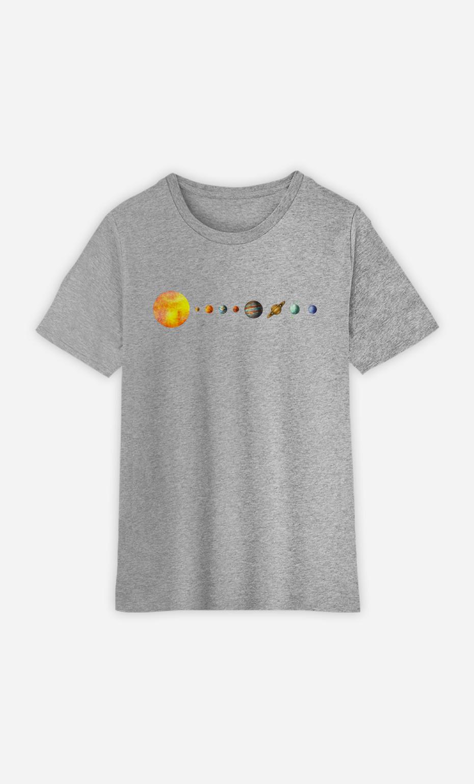 T-Shirt Enfant Solar System