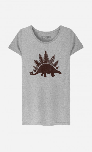 T-Shirt Femme Stegoforest