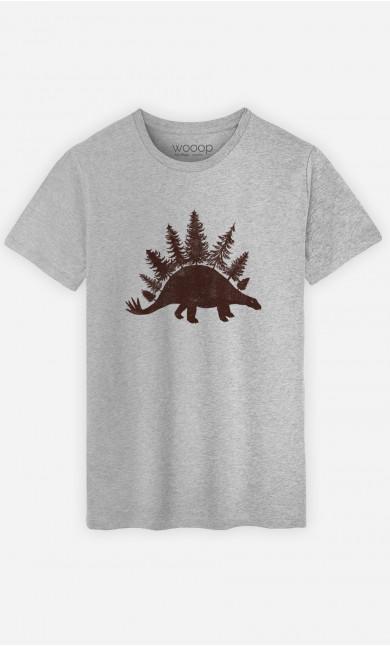 T-Shirt Homme Stegoforest