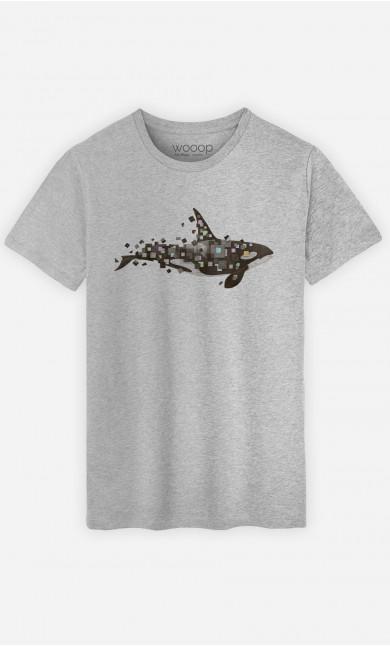 T-Shirt Homme Killer Whale