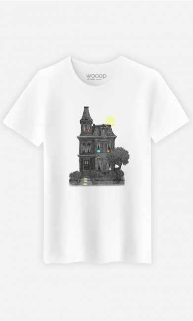 T-Shirt Homme Haunted By The 80s