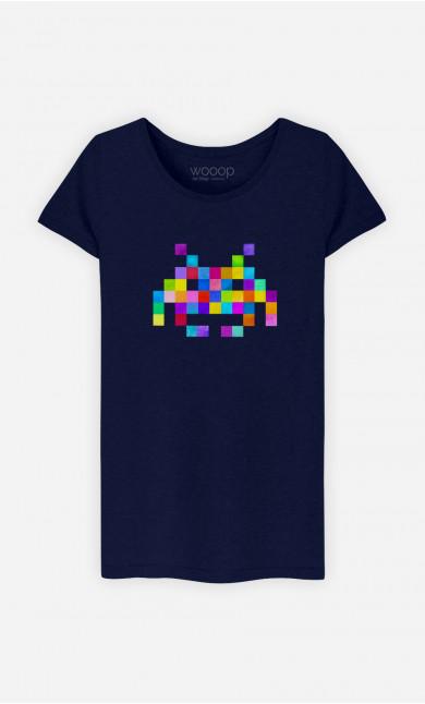 T-Shirt Femme Mothership