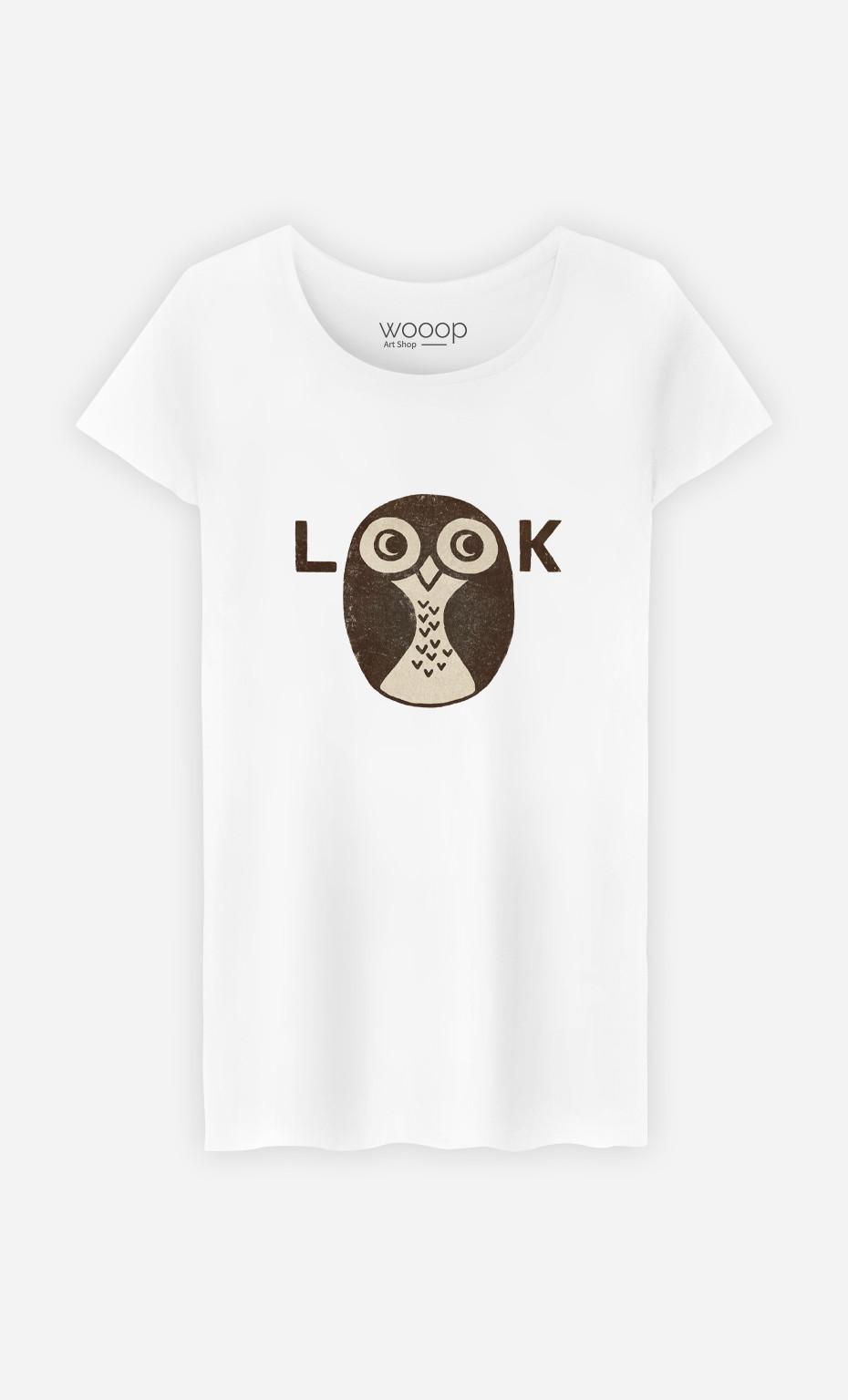T-Shirt Femme Look