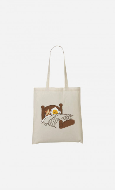 Tote Bag Breakfast In Bed
