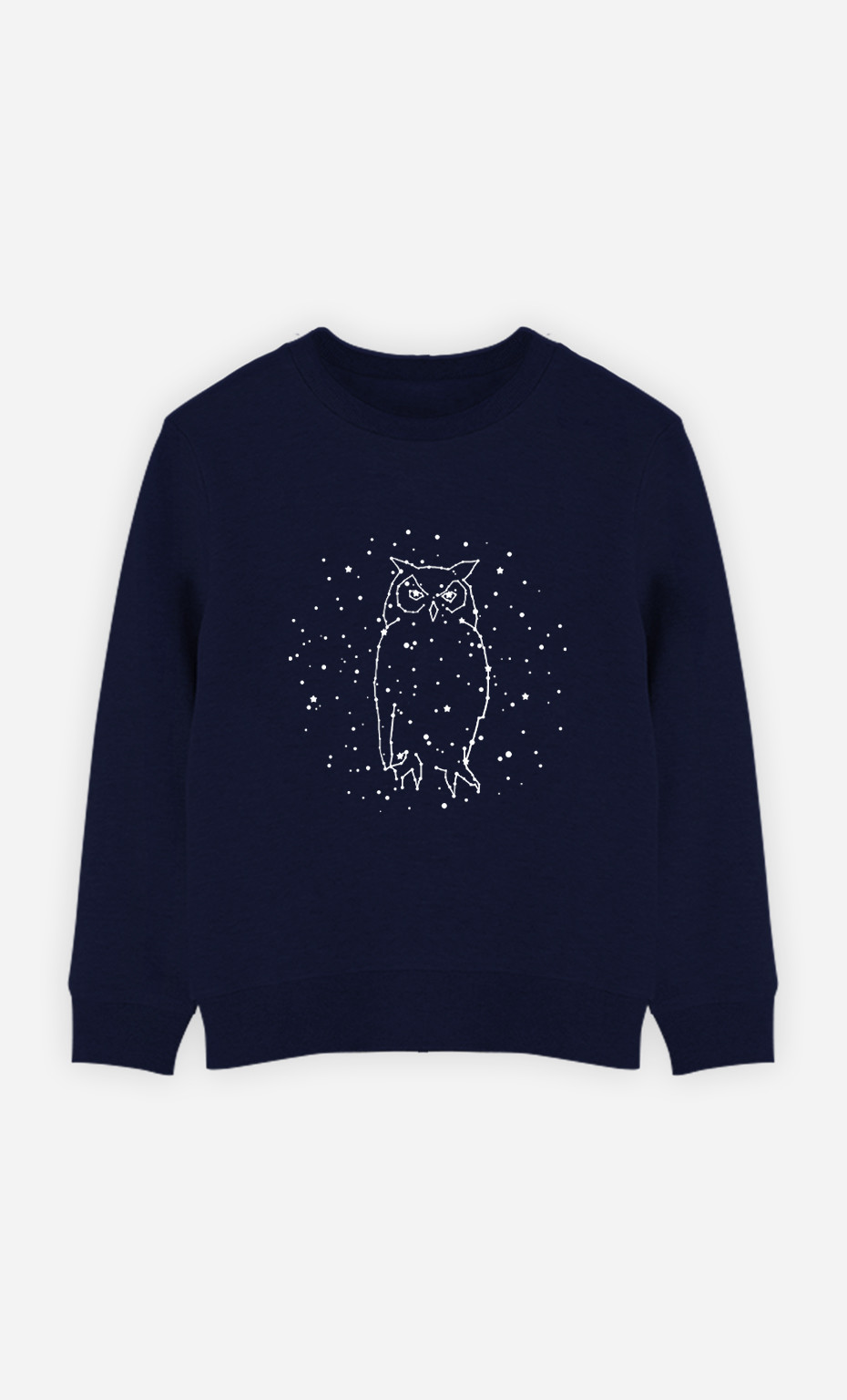 Sweat Enfant Owl Constellation