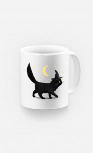 Mug Halloween Cat