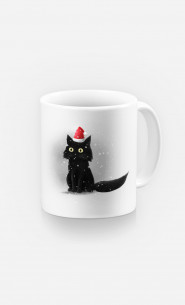 Mug Christmas Cat