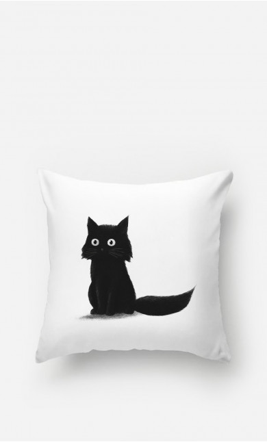 Coussin Sitting Cat