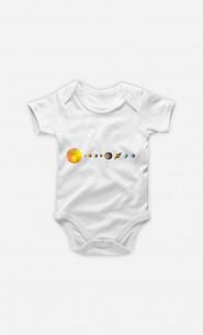 Body Bébé Solar System