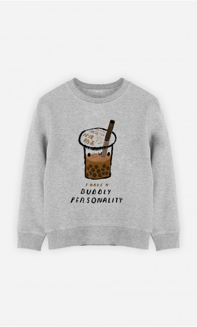 Sweat Enfant Bubble Tea