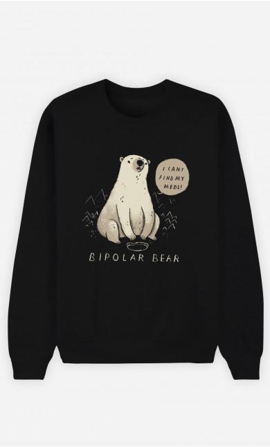 Sweat Femme Bipolar Bear