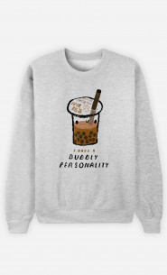 Sweat Homme Bubble Tea