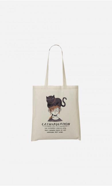 Tote Bag Catnipulation