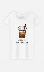 T-Shirt Femme Bubble Tea
