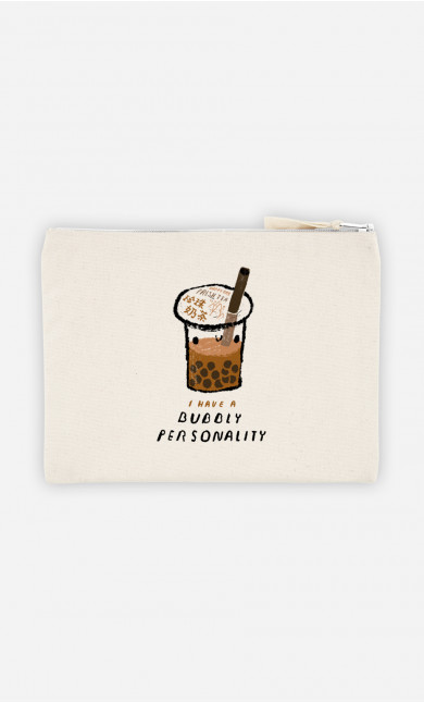 Pochette Bubble Tea