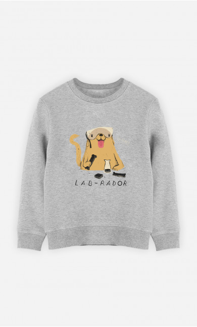 Sweat Enfant Labrador