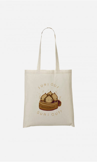Tote Bag Buns Out